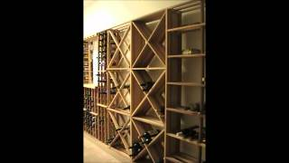 View Our Traditional Redwood Series Wine Racks