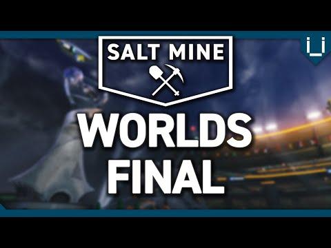 Salt Mine Worlds Ep.7 | Grand Final | 1v1 Rocket League Tournament