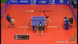 Czech open 2012 FUKUOKA Haruna vs WAKAMIYA Misako