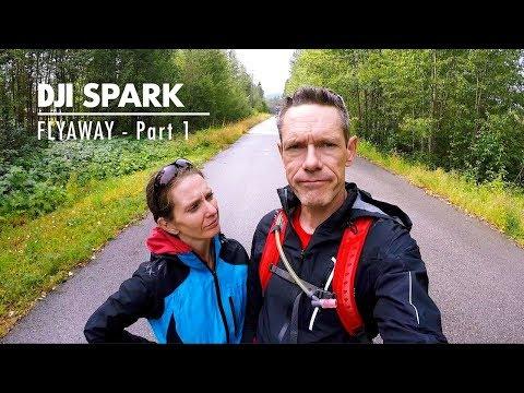 DJI Spark Flyaway (Bye Bye Sparky)