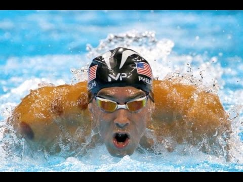 Rio Olympics Michael Phelps Wins In Borrowed Cap Youtube