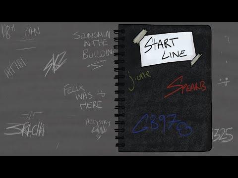 3RACHA Start Line  (Fan Animated Lyric Video)