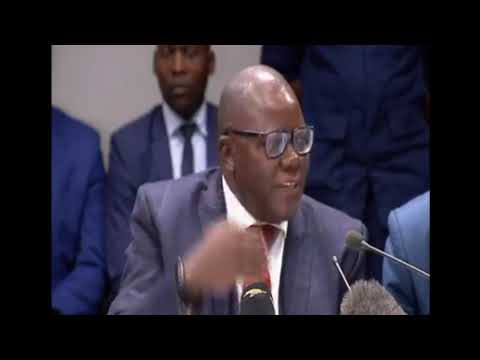 Tendai Biti Testimony at the Post Election Violence Inquiry Motlanthe Commission (26 November 2018)