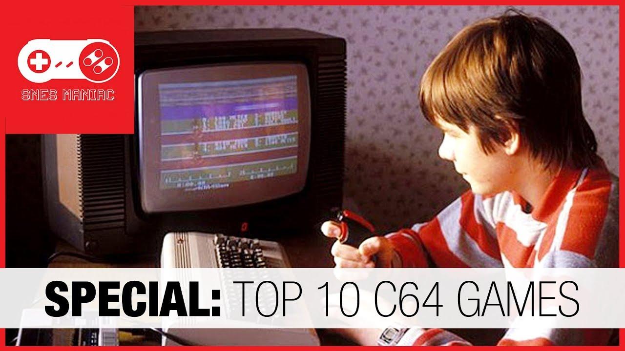 SPECIAL: Meine Top 10 der besten Commodore 64 Spiele