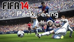 FIFA 14 Ultimate Team [HD] HH | 5 Packs zum Glück?