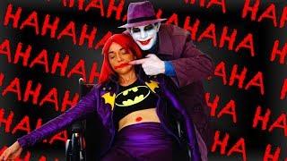 BATMAN: THE KILLING JOKE Prank at Comic Con! Ft. Joker Real Life Superhero Movie - MELF