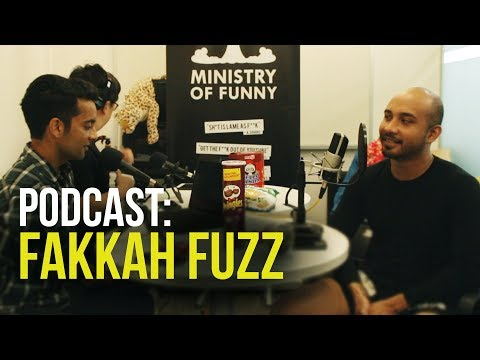 OUR FIRST PODCAST - With Fakkah Fuzz