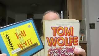 Tom Wolfe & Hunter S. Thompson books