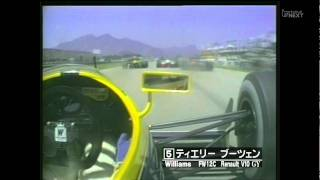 1989 R01 Brazil Start+Lap1 FujiTV HD 1080i