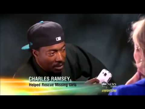 Charles Ramsey Interview NEW w/ ABC- GOT TO SEE THIS!!!
