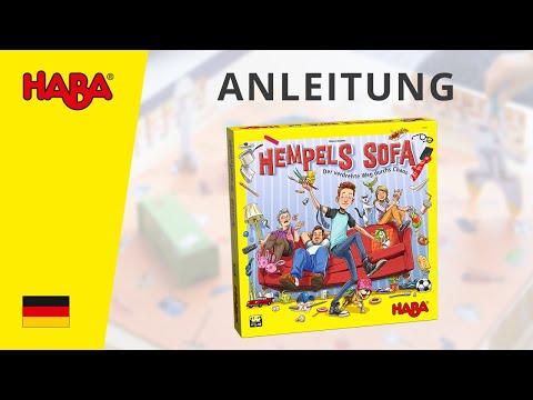 HABA Hempels Sofa (Anleitung)