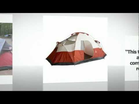 Coleman Red Canyon 8-Person Dome Tent Review