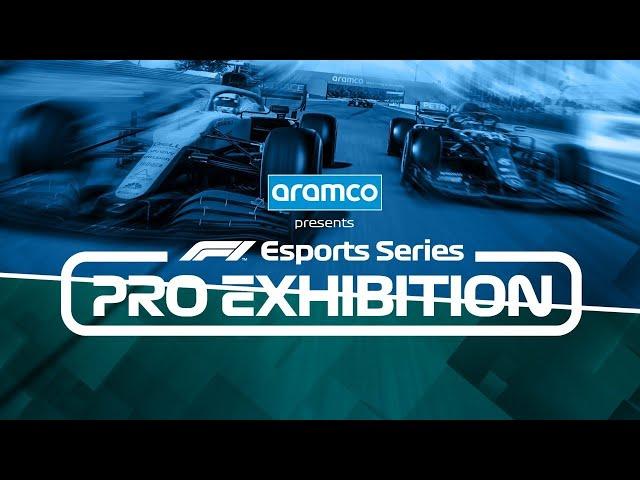 F1 Esports Series Pro Exhibition 2021!