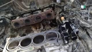 Хендай ix35 , G4KD . Стук двигателя .