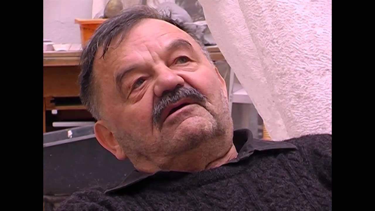 Alfred Hrdlicka-Sequenzen. Doppel-DVD erhältlich auf www.hrdlicka-dvd.com