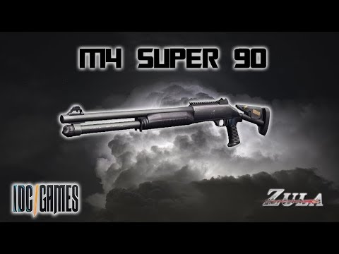 [Zula Europe] - M4Super90 Short Gameplay