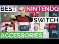Best Accessories For Nintendo Switch:  7 Must Have Nintendo Switch Accessories