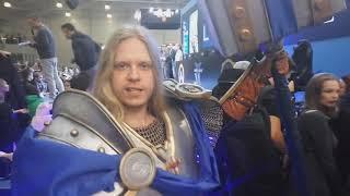 Comic Con Russia и «ИгроМир» 2018 — стенды, косплей, Мачете