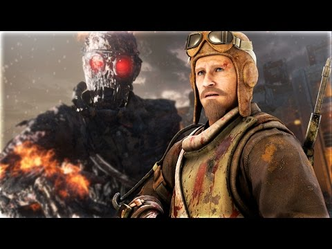 Top 5  CHARACTER DEATHS In Call of Duty...