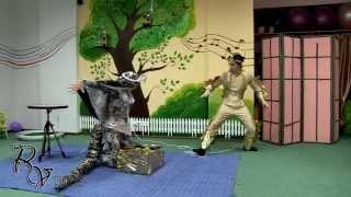 Детский клуб Kinder BOOM | Шоу мыльных пузырей | RindaVideo  | Киев(, 2013-10-07T11:52:50.000Z)