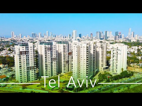 Apartments In The New PARK TLV PROJECT (Outskirts Of Tel Aviv)