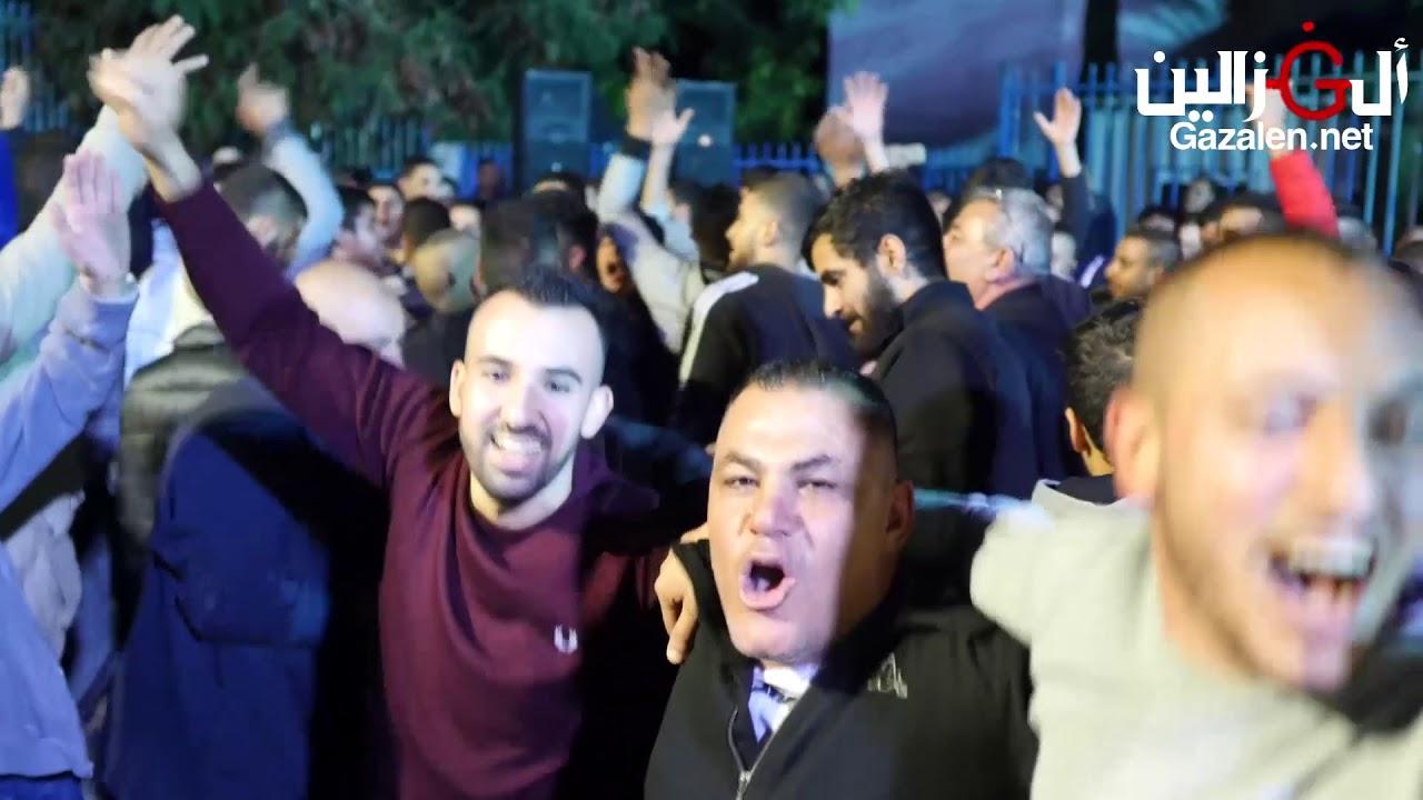 حفلة الفوز بستان المرج عبد الكريم زعبي ابو النائل