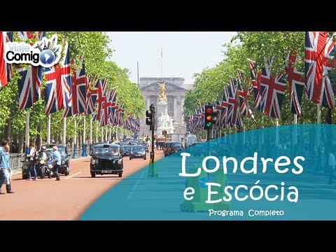 LONDRES E ESCÓCIA - REINO UNIDO | PROGRAMA VIAJE COMIGO