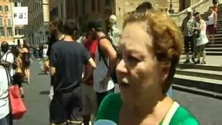 Italia sufre la más fuerte ola de calor de los últimos 50 años