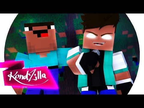 Minecraft Parodia Beliver (Sou Evil) Imagine Dragons Parody Animation
