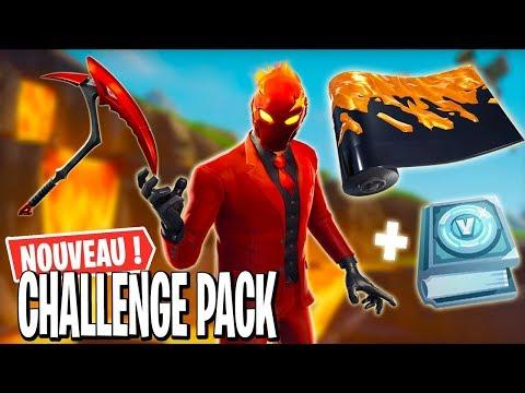 ▶️partie-perso-|-nouveau-pack-challenge-dans-la-boutique-😀|✔️live-fortnite