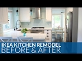 IKEA Kitchen | Before & After | San Marcos, CA