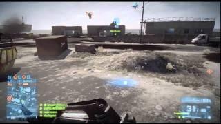 Battlefield 3 - Multiplayer Gameplay (HD) PS3 - German
