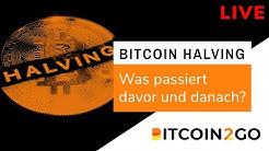 Das Bitcoin Halving 2020: Der Große Countdown!