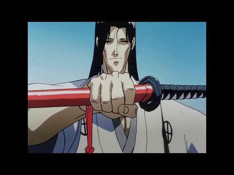 Ninja Scroll  - Jubei Vs Utsutsu Mujuro HD   Eng Sub