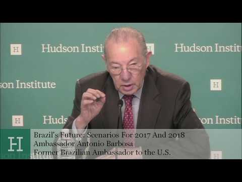 Brazil's Future: Scenarios for 2017 and 2018