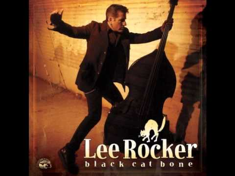 Клип Lee Rocker - Black Cat Bone