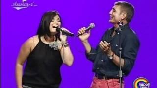 musica è....Patrizio Oliva e Giada Caliendo
