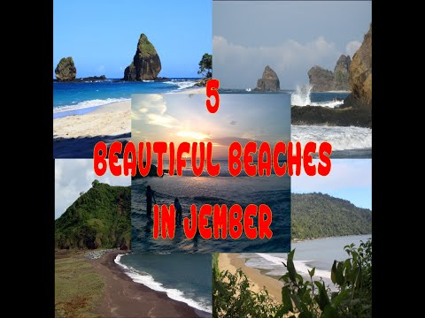5 Beautiful Beaches in Jember