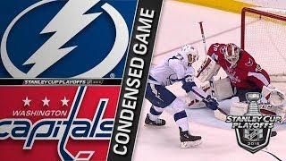 Tampa Bay Lightning vs Washington Capitals ECF, Gm6 May 21, 2018 HIGHLIGHTS HD