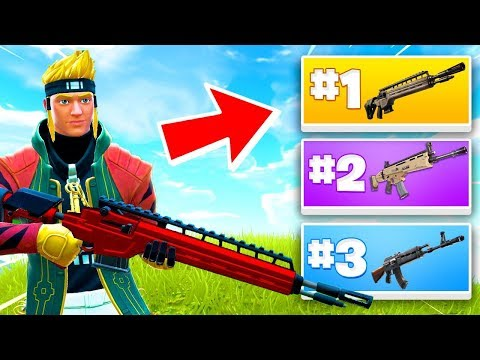 The *NEW* BEST RIFLE in Fortnite?