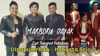 Lagu Batak Terbaru Boru Dayak Cipt Renghat Ptk Nababan Cover Nagabe Trio
