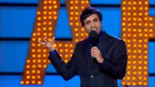 Live at the Apollo Paul Chowdhry. It's baking Dave