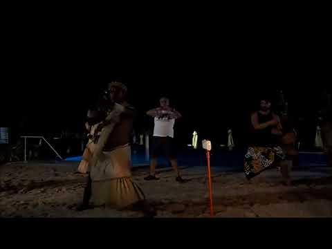 """AMOSEA ISLAND"" TEAM AT FUTUNA ISLAND DANCE COURSE VANUATU 2017"