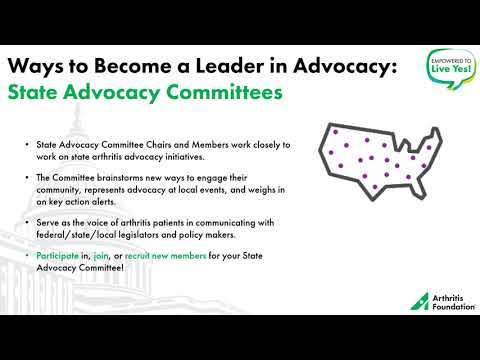 Advocate Training Video: Becoming a Leader