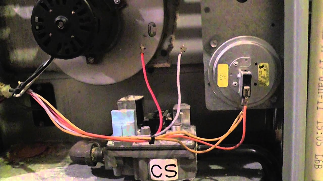 Furnace Trouble (take 2) - Time for a closer Look (Trane XE80) on