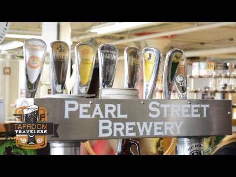 Taproom Travelers - Craft Beer Show: Pearl Street Brewery
