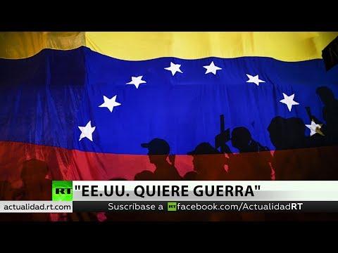 """""""EEUU y la OEA desarrollan un plan para llevar a Venezuela a una guerra"""" (NOTICIERO 16.02.2019)"""