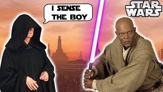 Did Palpatine FAKE his LOSS to Mace Windu? - Star Wars Theory Explained