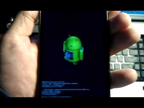 Сброс графического ключа LG P 705 l7 ( hard reset p705 ).