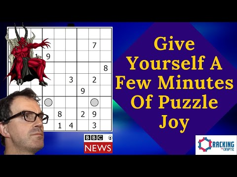 Give Yourself A Few Minutes Of Puzzle Joy